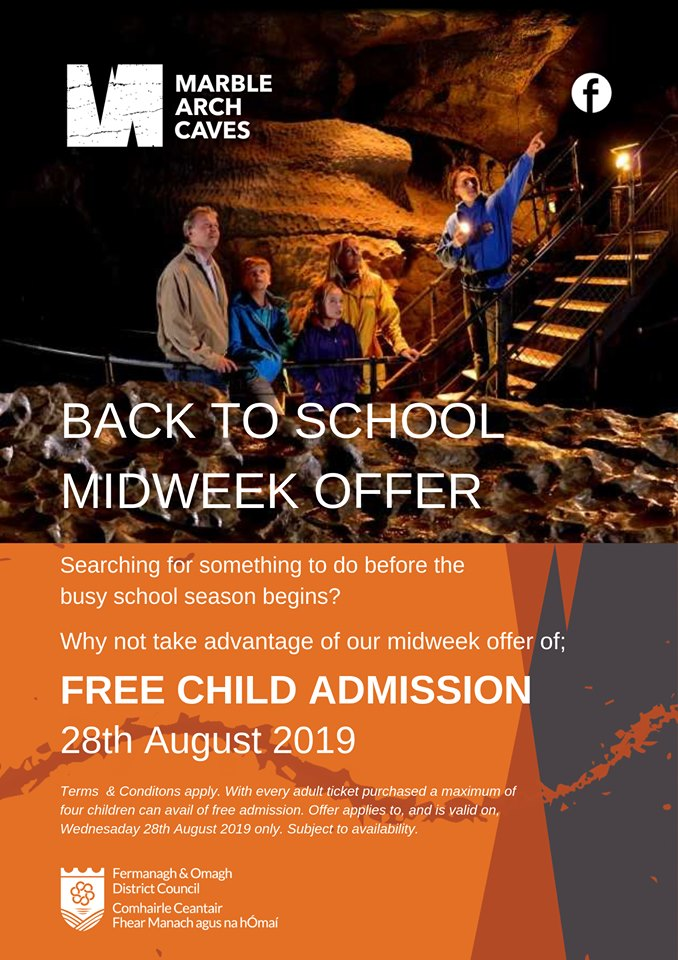 Back To School Midweek Offer