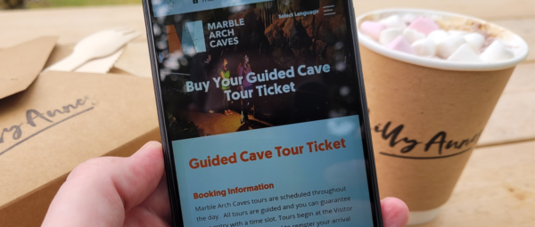 September Guided Cave Tour Tickets Now Available